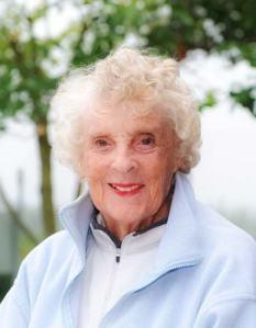 Marion Greenstreet, Membership Secretary